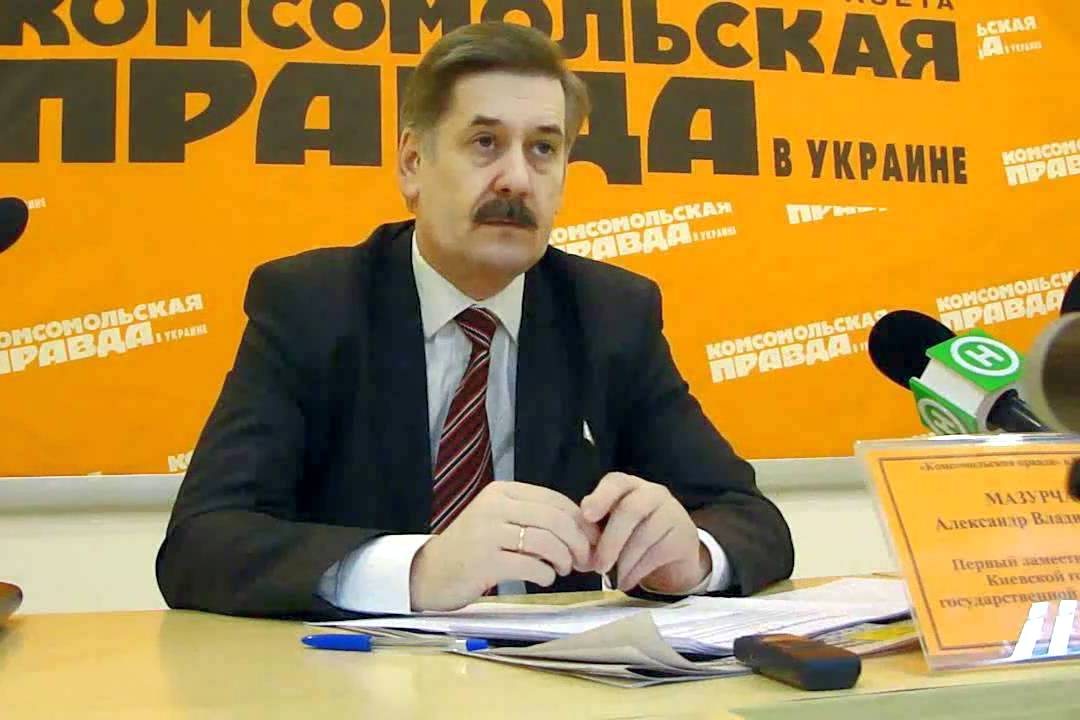 Александр Мазурчак — новый советник бердянского мэра