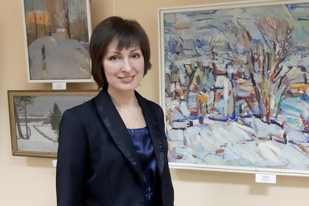 «Мене дуже надихає енергія, яку віддають мої учні» — художниця Ніна Бутєва