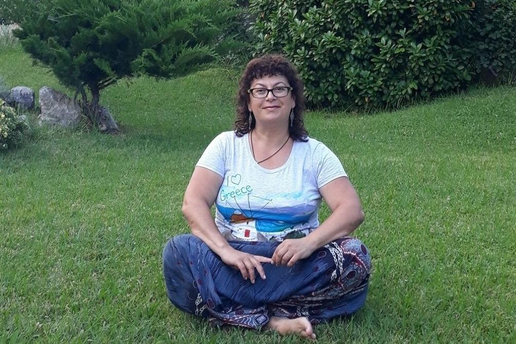 «Я не можу всидіти, коли грає грецька музика»,- голова товариства «Еллада» Ірина Нагай