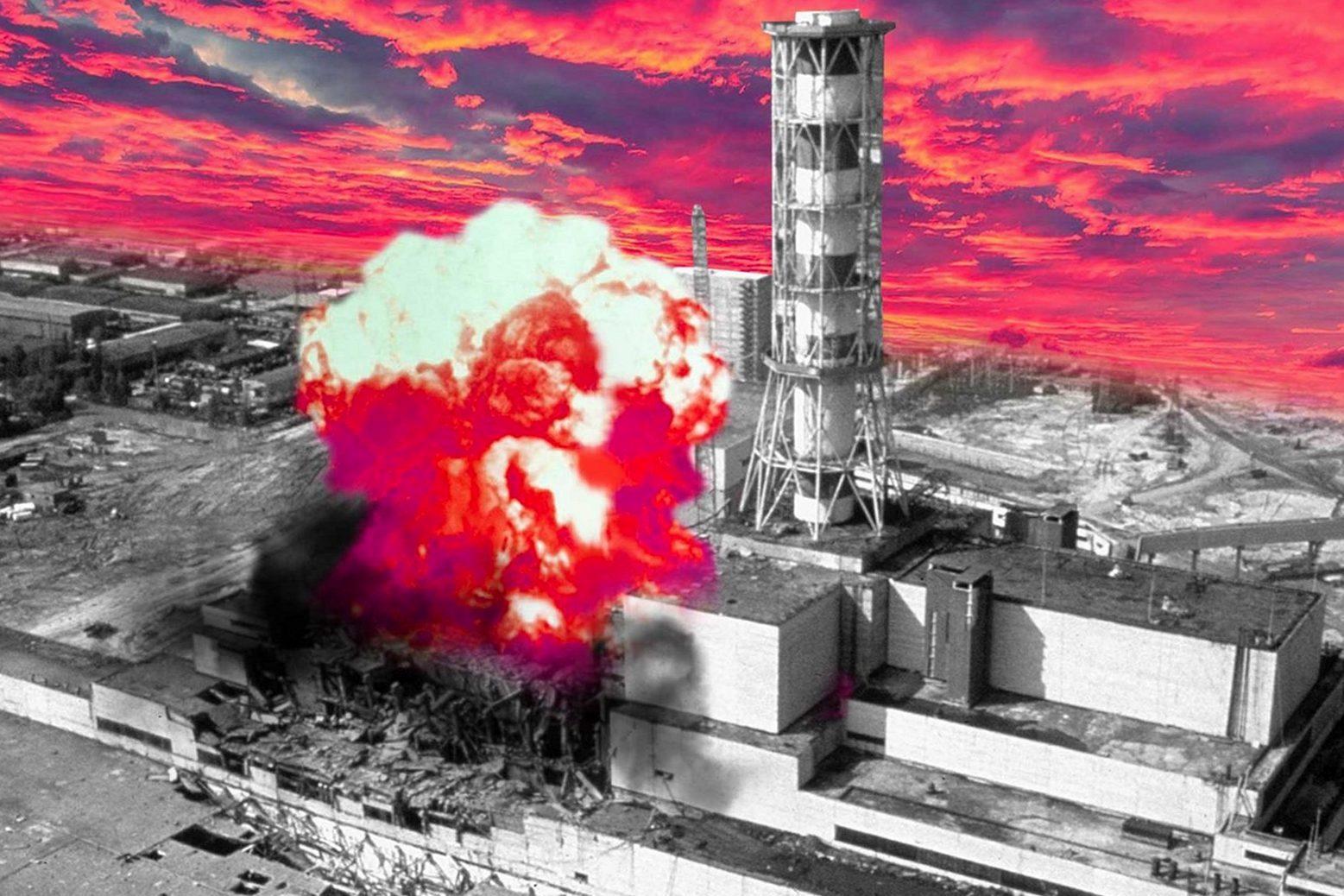 Чернобыльские события в записках полковника КГБ