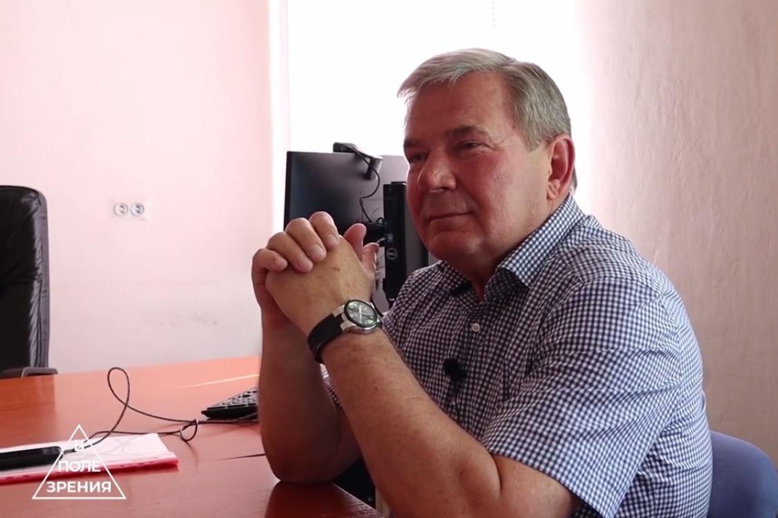 Алексей Бакай: «Я счастливый человек, мне в жизни повезло»