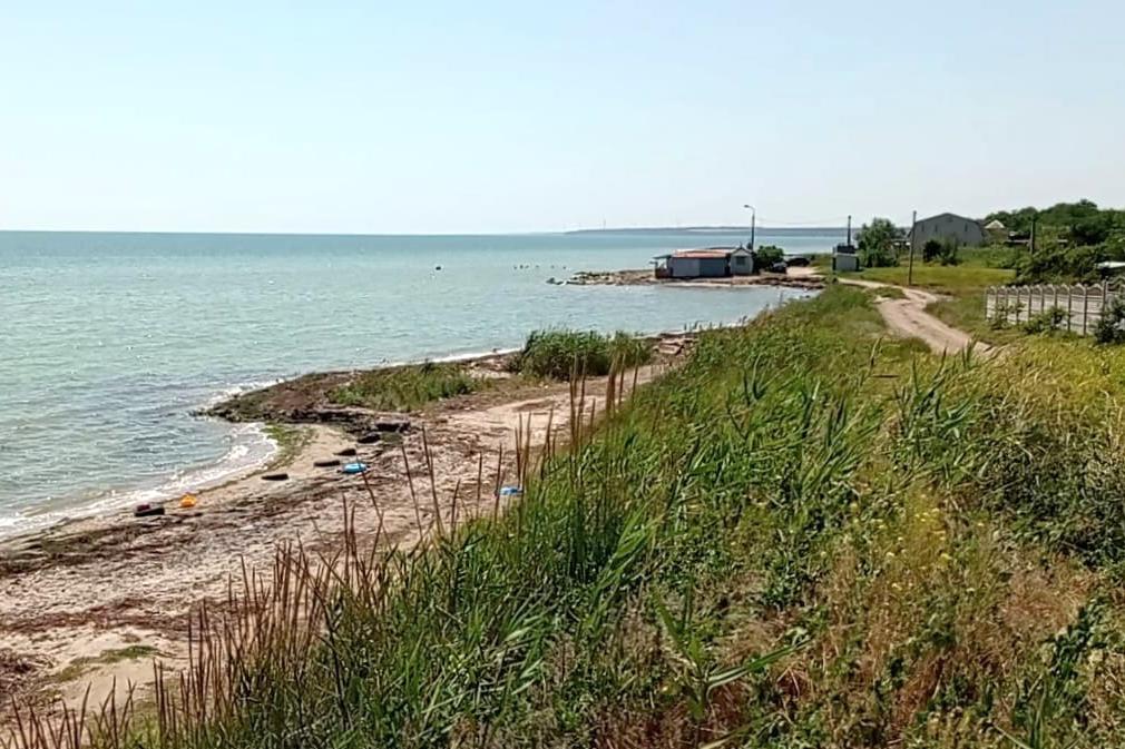 Мэрия Бердянска планирует берегоукрепление в селе Азовском