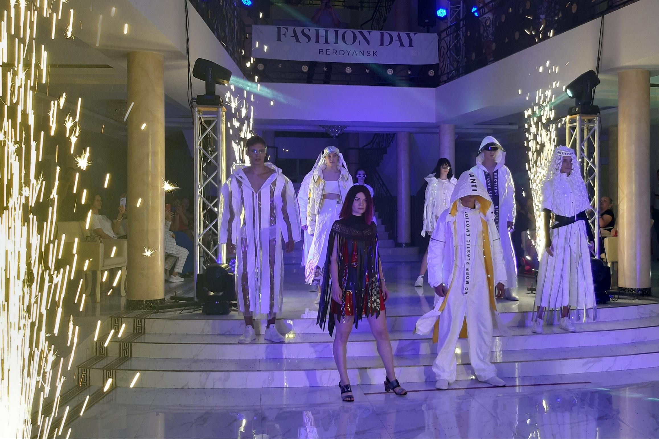 Read more about the article На косе прошёл Berdyansk Fashion Day